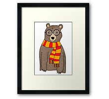 Your a wizard Potter!! Framed Print