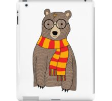 Your a wizard Potter!! iPad Case/Skin