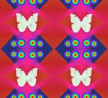Butterflies Lux Y by Vitta