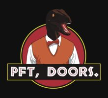 Pft, doors. by Danny Cawthon