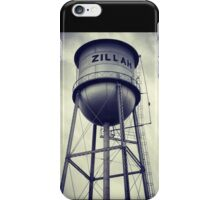 Small Town Water Tower iPhone Case/Skin