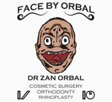 Face by Orbal by Raz Solo