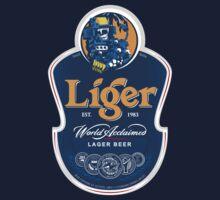 Liger Beer Tee by th2artworks