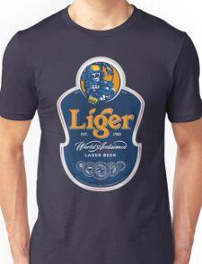 Liger Beer Tee Unisex T-Shirt