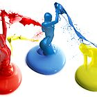 Paint Wars by Randy Monteith