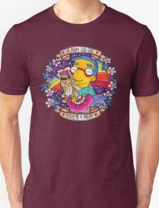 Milhouse - Oh Puppy Goo-Goo... Fetch me a dream! Unisex T-Shirt