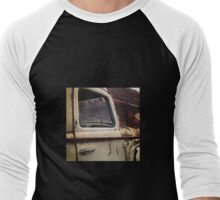 Rusty Ol' White Pickup Men's Baseball ¾ T-Shirt