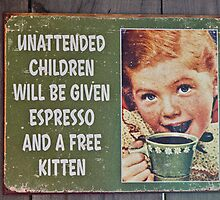 Unattended Children by Calin Jugarean