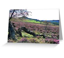 Hawnby Moor Greeting Card