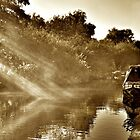Canal Life by LeeMartinImages