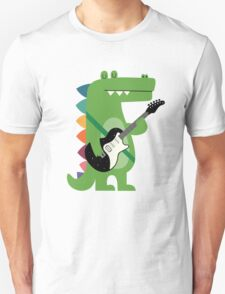 Croco Rock T-Shirt
