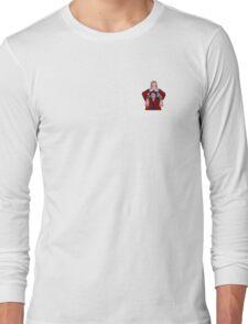Charles Manson luv <3  Long Sleeve T-Shirt