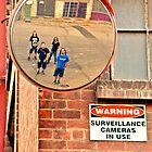Warning....Deafening Silence ahead! by Helen Vercoe