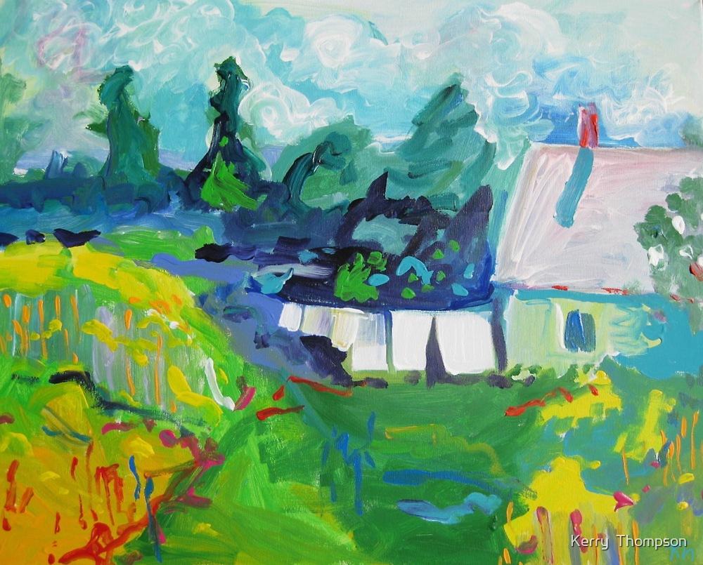 Croft House B&B, Nova Scotia by Kerry  Thompson