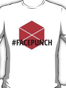 Titan Face Punch - Destiny T-Shirt