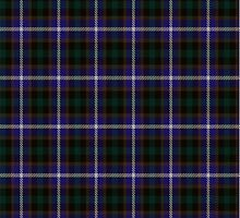 02897 Sangamon County, Illinois Tartan  by Detnecs2013