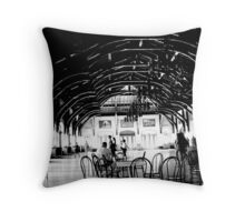 Mount Royal Pavilion  Throw Pillow