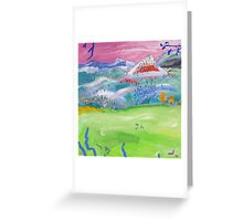 Bendemeer hill Greeting Card