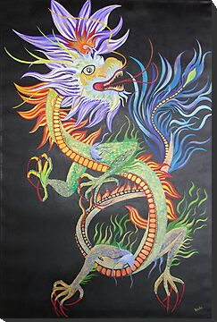 Chinese Dragon by taiche