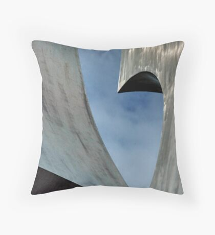 Cusp Throw Pillow