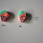 you + me = love by Hermosa Lee Kwan