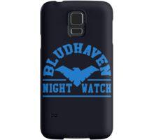 Batman - Bludhaven Blue Samsung Galaxy Case/Skin