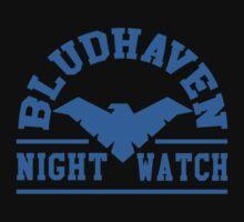 Batman - Bludhaven Blue by Dorchette