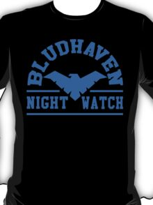 Batman - Bludhaven Blue T-Shirt