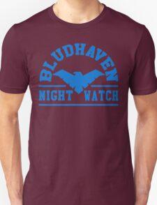 Batman - Bludhaven Blue Unisex T-Shirt
