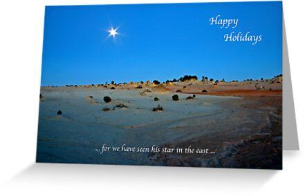 Happy Holidays by Robert Elliott