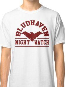 Batman - Bludhaven Red Classic T-Shirt