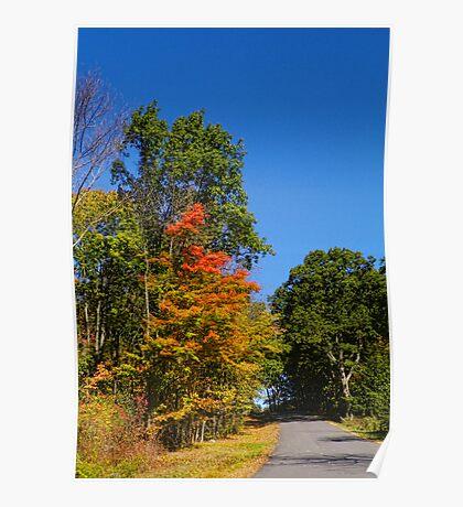 Autumn Beckons Poster