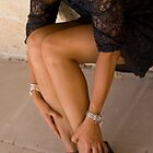 Of High-heeled Shoes, Pearls & Laces by moonlover
