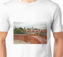 Old Town in Warsaw Poland Unisex T-Shirt