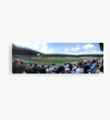Elland Road - panorama view Canvas Print
