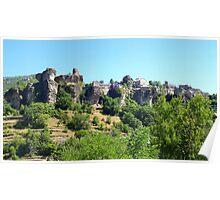 Picturesque landcape Poster