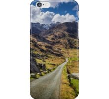 Road To Exploration iPhone Case/Skin