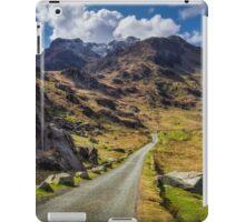 Road To Exploration iPad Case/Skin