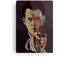 Torchwood - Ianto Jones Metal Print