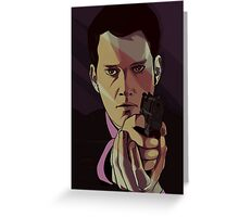 Torchwood - Ianto Jones Greeting Card