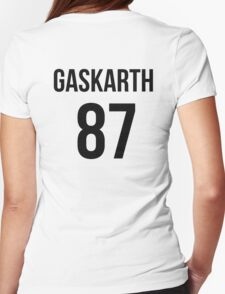 Gaskarth 87 Womens Fitted T-Shirt