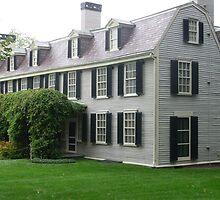 Peacefield, home of John Adams by nealbarnett