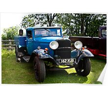 Fordson Truck  142 XUB Poster