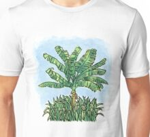 Banana tree Unisex T-Shirt