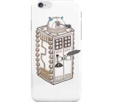 Dalek T.A.R.D.I.S. iPhone Case/Skin