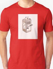 Dalek T.A.R.D.I.S. T-Shirt