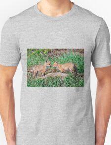 Fox Kits 11 Unisex T-Shirt