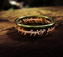 Lord Of The Rings by NIKOLAOS KOUSATHANAS