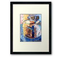 Spiritual Journey Framed Print