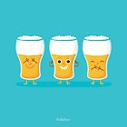 three wise pints by hellobea
